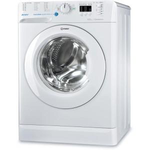 Indesit Πλυντήριο Ρούχων BWA 81283X W EU 8kg 1200 στροφές Α+++