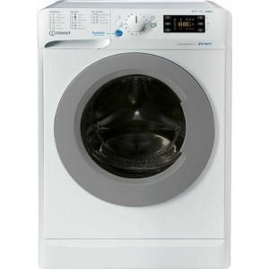 Indesit BDE 1071682XWS Πλυντήριο-Στεγνωτήριο Ρούχων 10kg-7kg