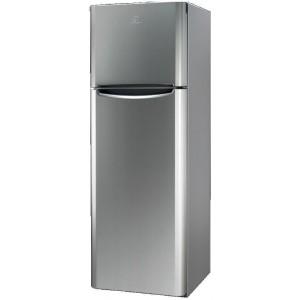 Indesit Δίπορτο Ψυγείο TIAA 11 X
