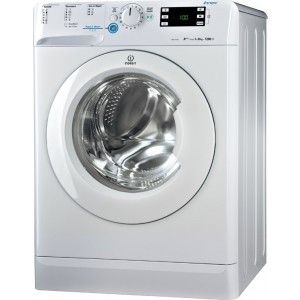 Indesit Πλυντήριο Ρούχων XWE 81283X W 8kg 1200 στροφές Α+++