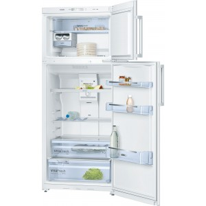 Bosch KDN42VW20 Ψυγείο Δίπορτο 357lt Λευκό A+