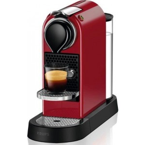 Krups Nespresso XN7415S Citiz + Δώρο κάψουλες αξίας 30 ευρώ Μηχανές Espresso