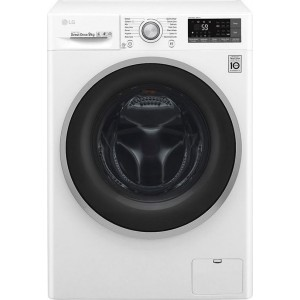 LG F4J7VN1W Πλυντήριο Ρούχων 9Kg A+++ 1400 rpm