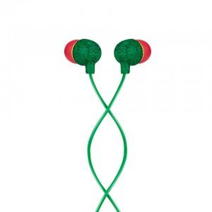 Marley EM-JE061-RA Ακουστικά Little Bird με μικρόφωνο Πράσινο