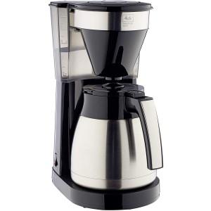 Melitta EasyTop Therm Steel Καφετιέρα Φίλτρου(1023-10)