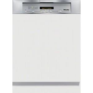 Miele Πλυντήριο Πιάτων G5650 Sci D+Καφέ μετόπη