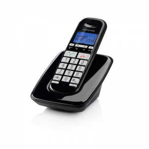 Motorola S3001B Μαύρο Ασύρματο τηλέφωνο