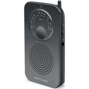 Muse Φορητό αναλογικό ραδιόφωνο M-01RS