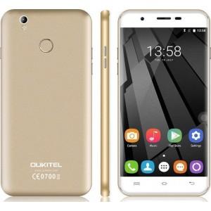 OUKITEL Smartphone U7 PLUS, 4G, 2G+16G, IPS 5.5 inch, Gold