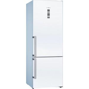 Pitsos Ψυγειοκαταψύκτης PKNB56VW30 193 x 70 cm Λευκό