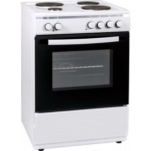 Robin Ηλεκτρική κουζίνα Εμαγιέ BA-14 Λευκή