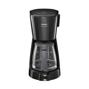 Siemens TC3A0303 Καφετιέρα φίλτρου/Γαλλικού Black