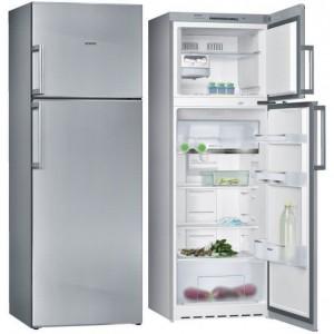 Siemens Δίπορτο Ψυγείο KD53NVI20 NoFrost Inox Antifinger