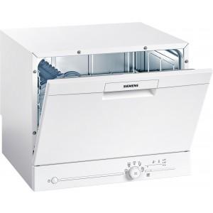 Siemens Επιτραπέζιο Πλυντήριο Πιάτων SK25E211EU Λευκό