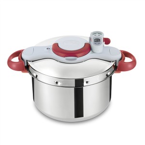 Tefal Clipso Minute Perfect 7.5LT Χύτρα Ταχύτητος