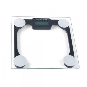 Telco Ζυγαριά σώματος γυάλινη RTC3051