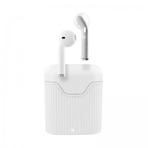 TNB Ασύρματα ακουστικά με θήκη φόρτισης EBFEATWH