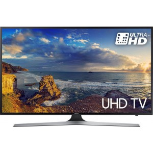 Samsung Τηλεόραση UE49MU6102 Smart 4Κ UHD 49''