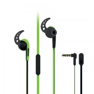 Vivanco Ακουστικά Sport με μικρόφωνο Πράσινα SPX 40