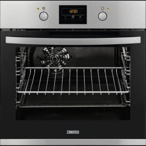 Zanussi ZOB35722XU Εντοιχιζόμενος Φούρνος