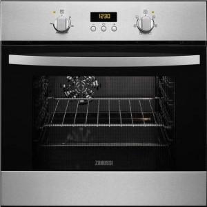 Zanussi ZOC25601XK Φούρνος Εντοιχιζόμενος Άνω Πάγκου 57lt